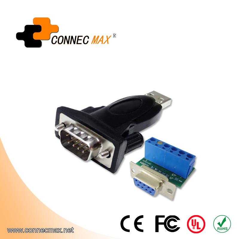 USB 2.0 to RS485/RS422 Adapter